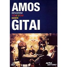 Coffret Amos Gitai vol 2 : la maison ; une maison a Jerusalem ; Wadi ; journal de campagne ; l'arene du meurtre, Dvd