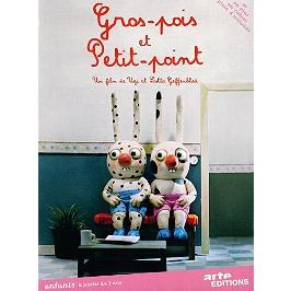 Gros-pois et Petit-point, Dvd