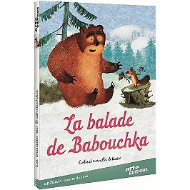 La balade de Babouchka, Dvd