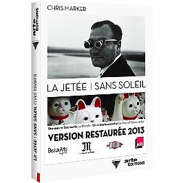 Coffret Chris Marker : la jetée ; sans soleil, Dvd