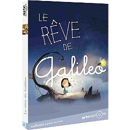 Le rêve de Galileo, Dvd