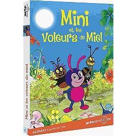Mini et les voleurs de miel, Dvd