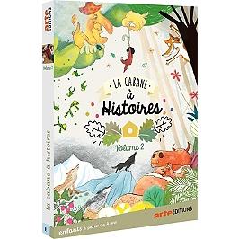 La cabane à histoires, saison 1, vol. 2, Dvd