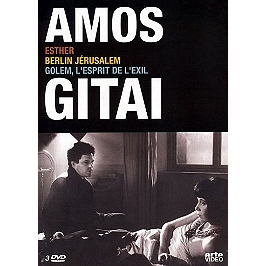 Coffret Amos Gitai, vol. 1, 3 films : Esther ; Berlin Jérusalem ; Golem, l'esprit de l'exil, Dvd