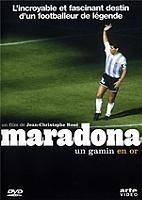 Maradona, un gamin en or en Dvd