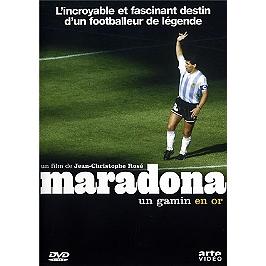 Maradona, un gamin en or, Dvd
