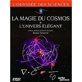 La magie du cosmos, Dvd