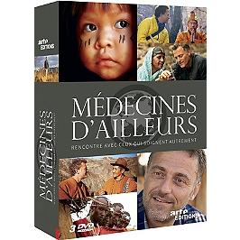 Coffret médecines d'ailleurs, saison 1, Dvd