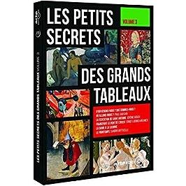 Les petits secrets des grands tableaux, vol. 3, Dvd