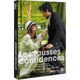 Les fausses confidences, Dvd