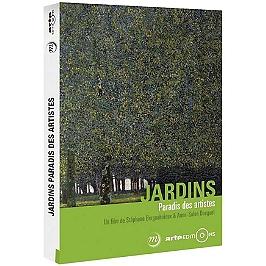 Jardins, paradis d'artistes, Dvd