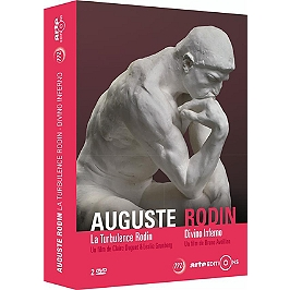 Coffret Auguste Rodin : la turbulence Rodin ; divino inferno, Dvd
