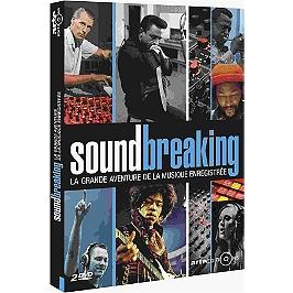 Soundbreaking, la grande aventure de la musique enregistrée, Dvd
