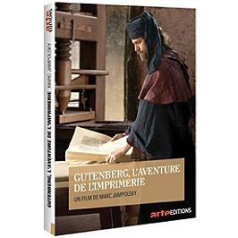 Gutenberg, l'aventure de l'imprimerie, Dvd