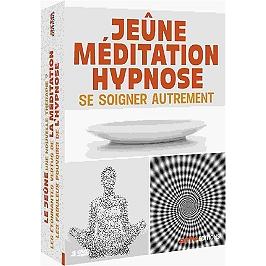 Coffret jeûne méditation hypnose, se soigner autrement, Dvd