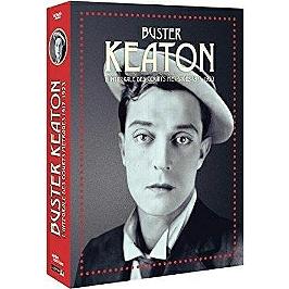 Coffret intégrale courts métrages Keaton, Dvd