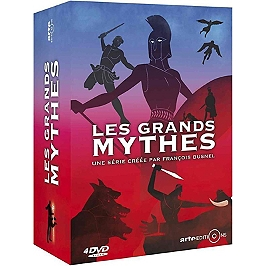 Coffret les grands mythes, Dvd