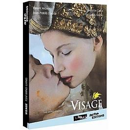 Visage, édition collector, Dvd