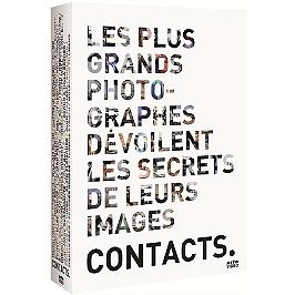 Coffret contacts : le photoreportage ; la photographie contemporaine ; la photographie conceptuelle, Dvd