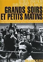 Grands soirs et petits matins mai 68 en Dvd