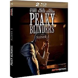 Coffret peaky blinders, saison 5, Blu-ray