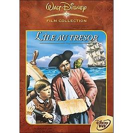 L'île au trésor, Dvd