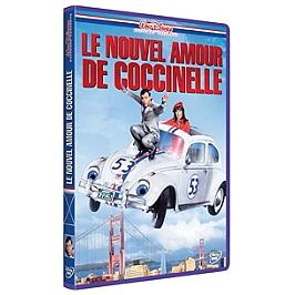 Le nouvel amour de coccinelle, Dvd