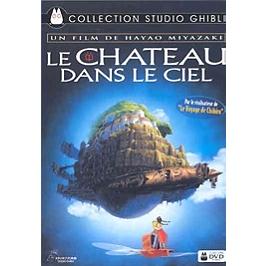 Le Château dans le ciel, Dvd