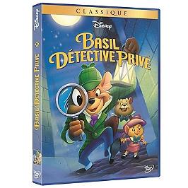 Basil détective privé, Dvd