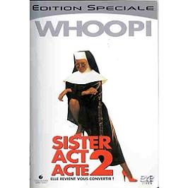 Sister act 2, édition spéciale, Dvd
