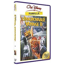 L'incroyable voyage II : San Francisco, Dvd