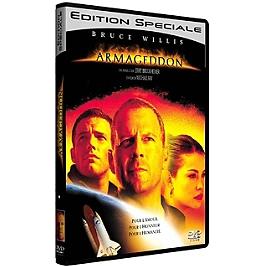 Armageddon, édition spéciale, Dvd