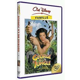 George de la jungle, Dvd
