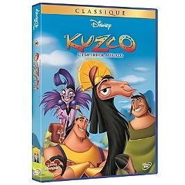 Kuzco, l'empereur mégalo, Dvd