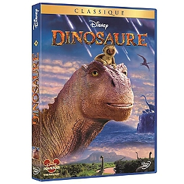Dinosaure, Dvd