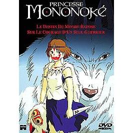 Princesse Mononoké, Dvd