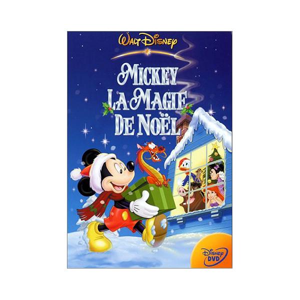 Image De Noel Walt Disney.Mickey La Magie De Noel