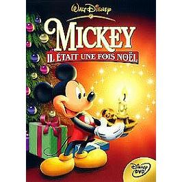 Mickey : il était une fois Noël, Dvd