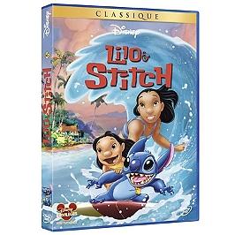 Lilo et Stitch, Dvd