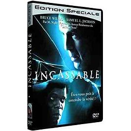 Incassable, édition spéciale, Dvd