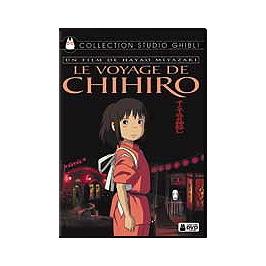 Le Voyage de Chihiro, Dvd