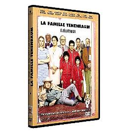 La famille tenenbaum, édition spéciale, Dvd