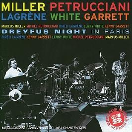 Dreyfus Night, CD