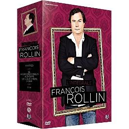 Coffret François Rollin 3 spectacles : colères ; le professeur Rollin a encore quelque chose à dire ; FMR, Dvd