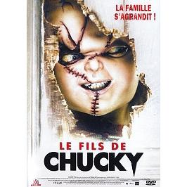 Le fils de Chucky, Dvd
