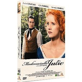 Mademoiselle Julie, Dvd