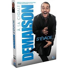 François-Xavier Demaison : Demaison s'évade, Dvd