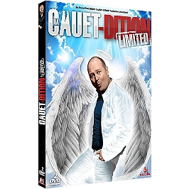 Cauet-dition limited, Dvd
