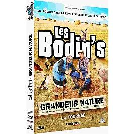 Les Bodins, grandeur nature, Dvd