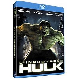 L'incroyable Hulk, Blu-ray